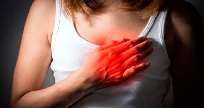 Desencadear um ataque cardíaco incluem uma maior tendência para coagulação do sangue – Reprodução