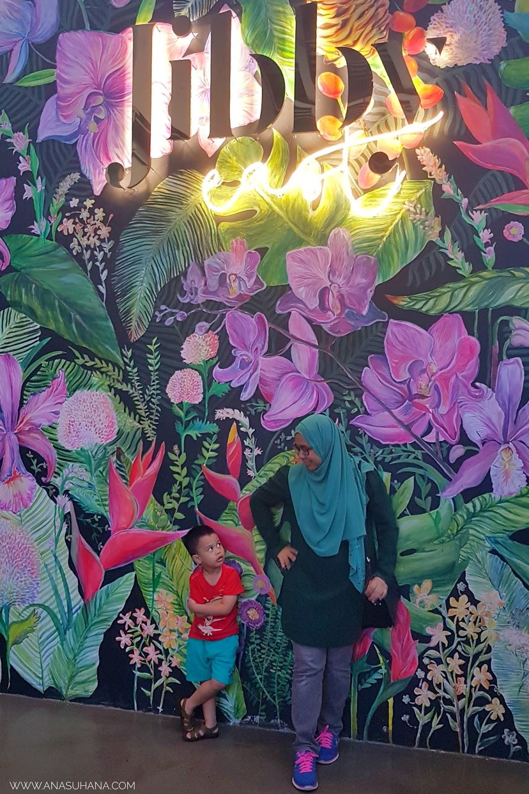 Jibby East, KL East Gallery Taman Melati