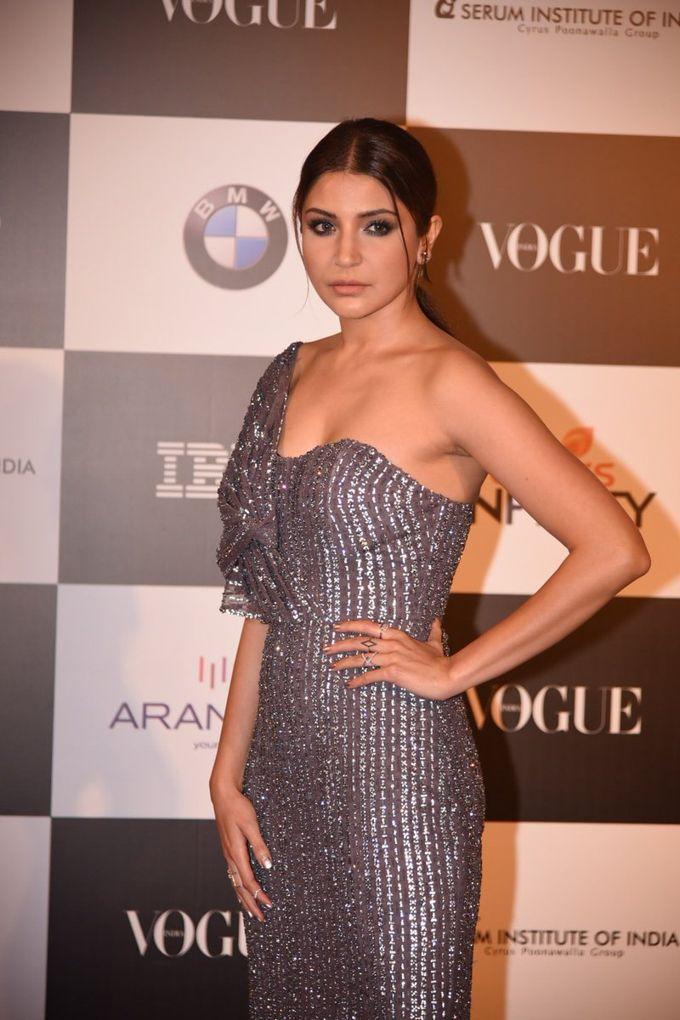 Anushka Sharma At Vogue Women of the Year Awards 2017