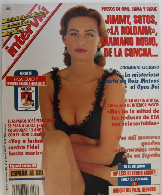 La Ficha Rosa Del Trivial Ellos E Interviú Primera Parte 1976 A 1999
