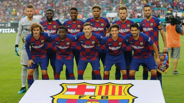 Luis Suarez Asks Barcelona to Perform Better in the Spanish Super Cup