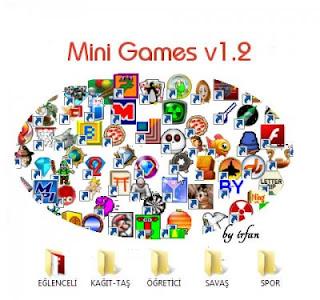 Mini Games v1.2 - Katılımsız Oyun