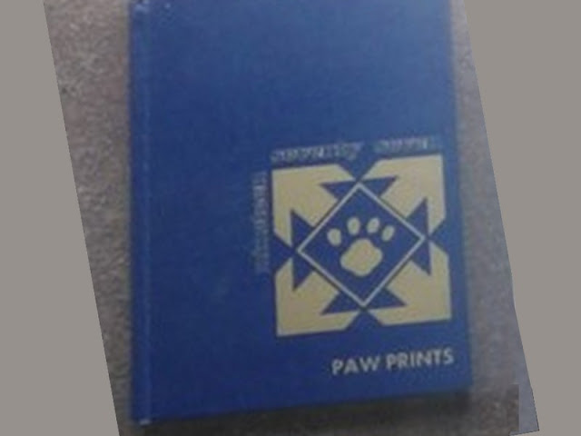 F. E. W. Middle School, Piedmont, Al - Expressions & Paw Prints Yearbooks - 1970'S ($20ea)