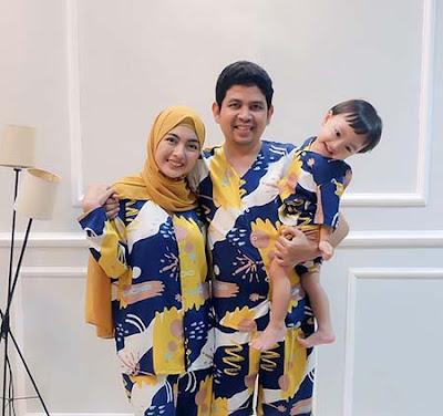 Vizza Dara dan Keluarganya