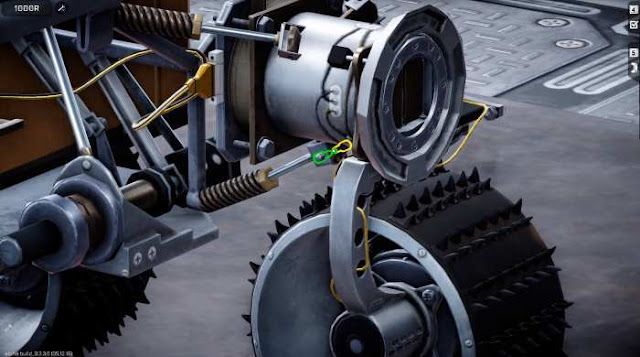 Rover Mechanic Simulator is a simulator in which you need to immerse yourself in some of the harshest conditions.