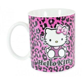 Gambar Cangkir Hello Kitty 2