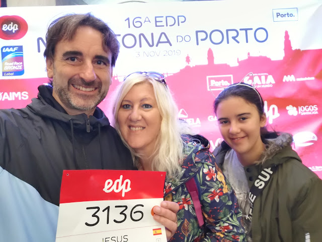 Maraton de Oporto 2019