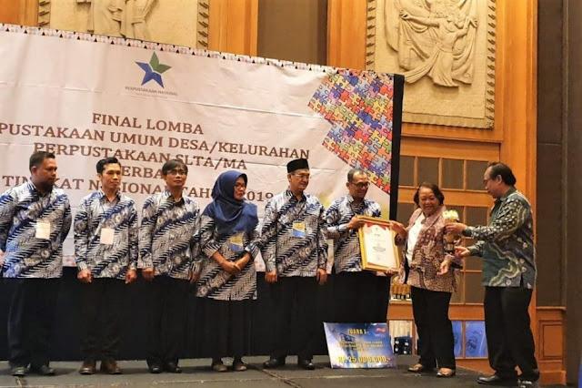 """Mengintip Perpustakaan Desa Terbaik Nasional Perpustakaan Desa Balecatur Sleman """"Sumber Ilmu"""" di Yogyakarta"""