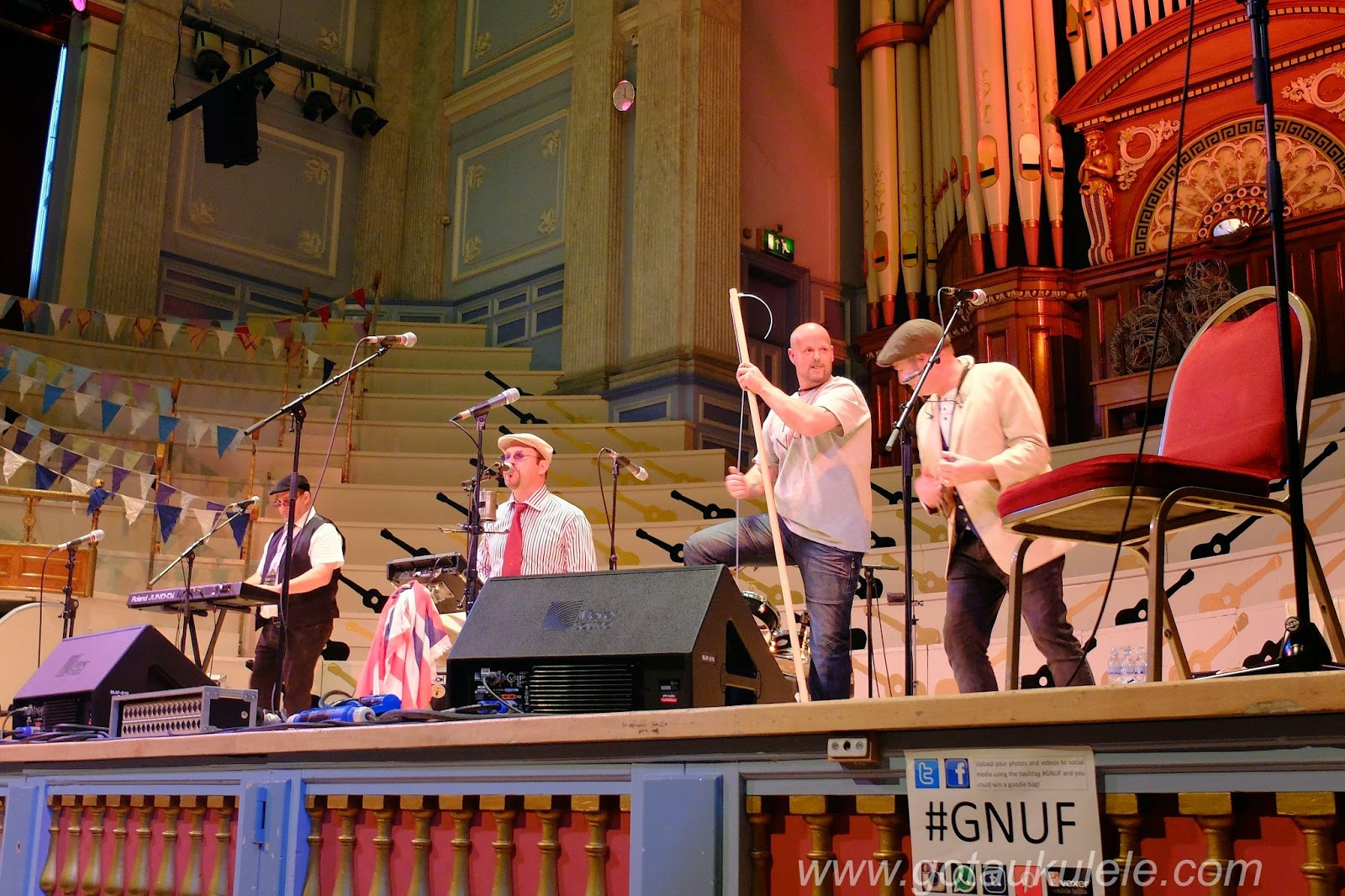 Grand Northern Ukulele Festival #GNUF Chonkinfeckle