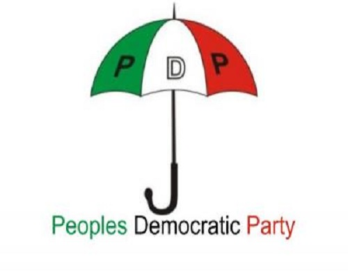 Full List Of Winners Of The PDP National Elective Convention