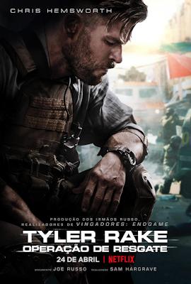 Tyler Rake: Operação de Resgate Chega à Netflix Portugal Em Abril