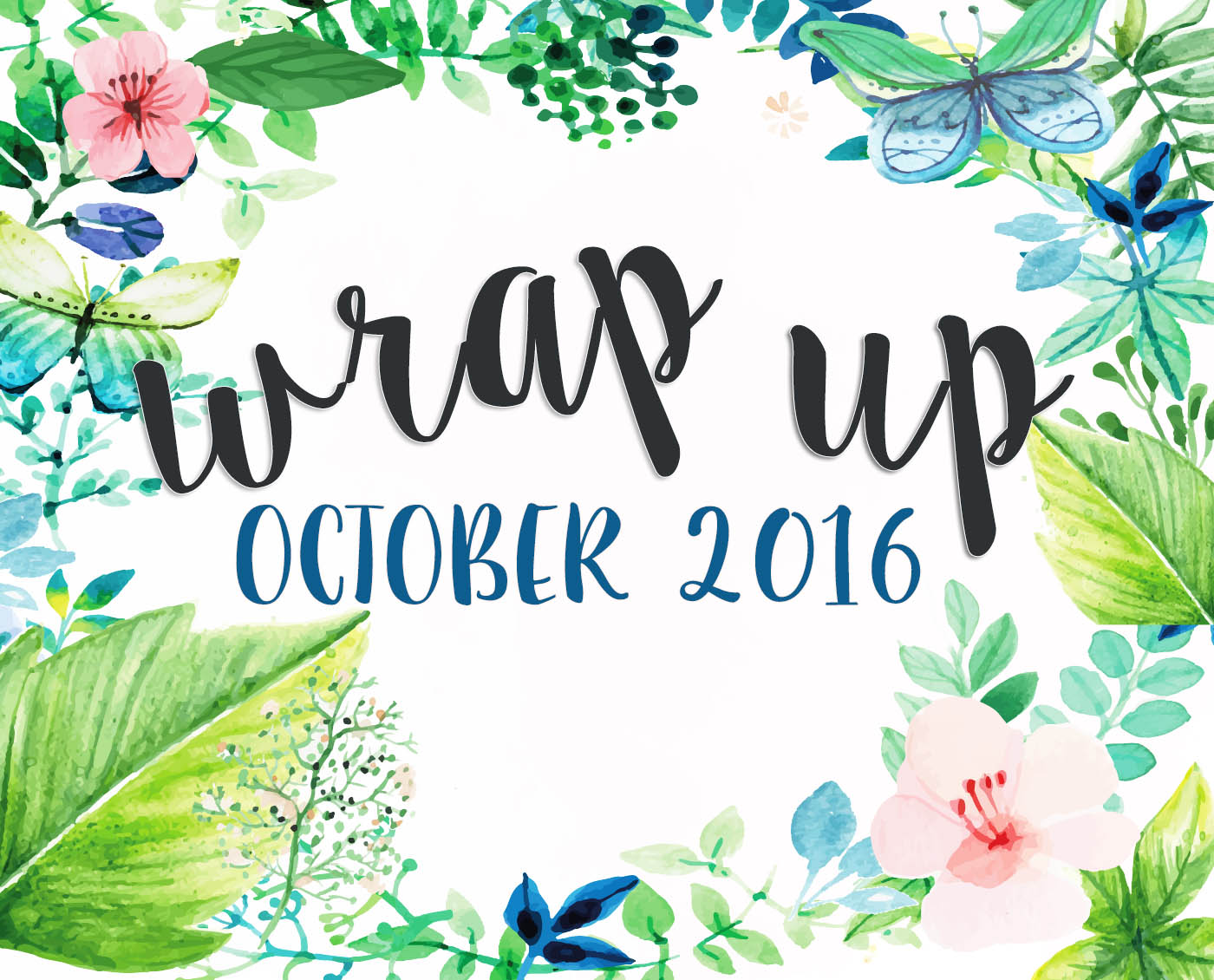Wrap up october 2016