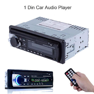 JSD-520 Car Audio Multifungsi Bluetooth USB MP3 FM Radio