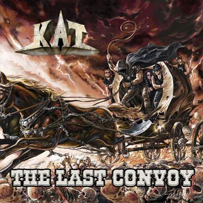 """Ο δίσκος των Kat """"The Last Convoy"""""""