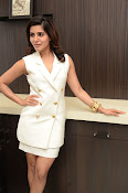 Samantha dazzling in white at 24 event-thumbnail-16