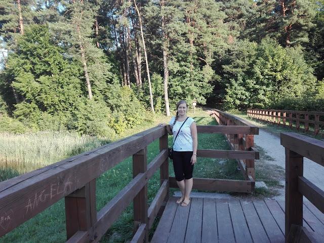 Złoty Potok - Jura Krakowsko Częstochowska