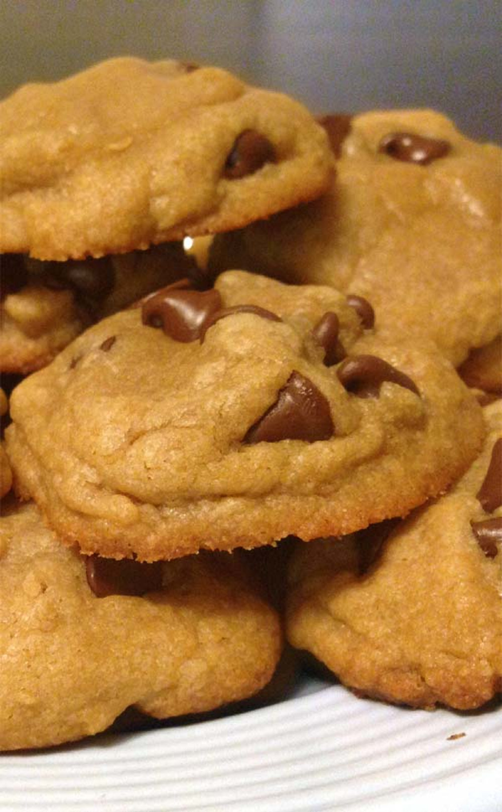 traditional chocolate chip recipe from scratch