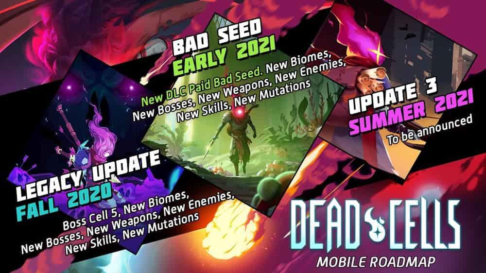 Dead Cells v1.70.5 MOD, Free Shopping - Game hành động cho điện thoại