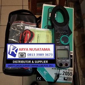 Jual Kyoritsu 2055 Digital Clamp Meter AC/DC  di Jombang