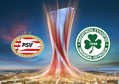 PSV vs Omonia Nicosia -Highlights 10 December 2020