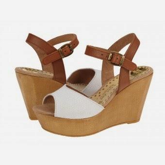 Sandale casual dama Gioseppo Ritha white