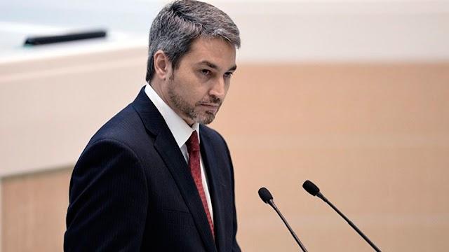 Solicitan juicio político contra el presidente de Paraguay