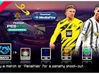 PES 2021 PPSSPP Season Update Camera PS5 Graphics HD Chelito V2 & Latest Transfer