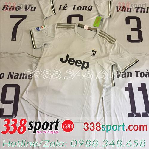 In áo bóng đá tại Bắc Giang