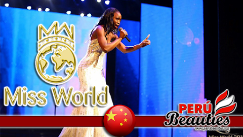 Miss World 2015 Talent Champion is…Guyana!