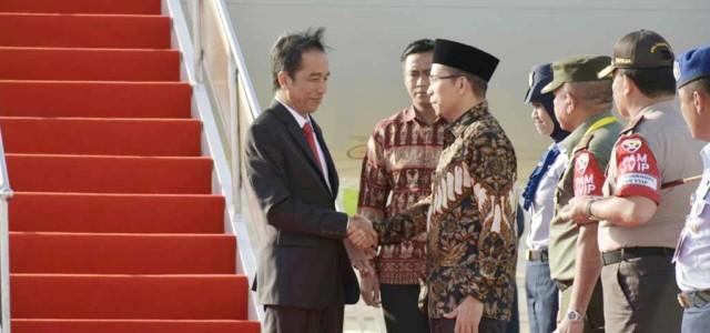 Jokowi - Zainul Majdi