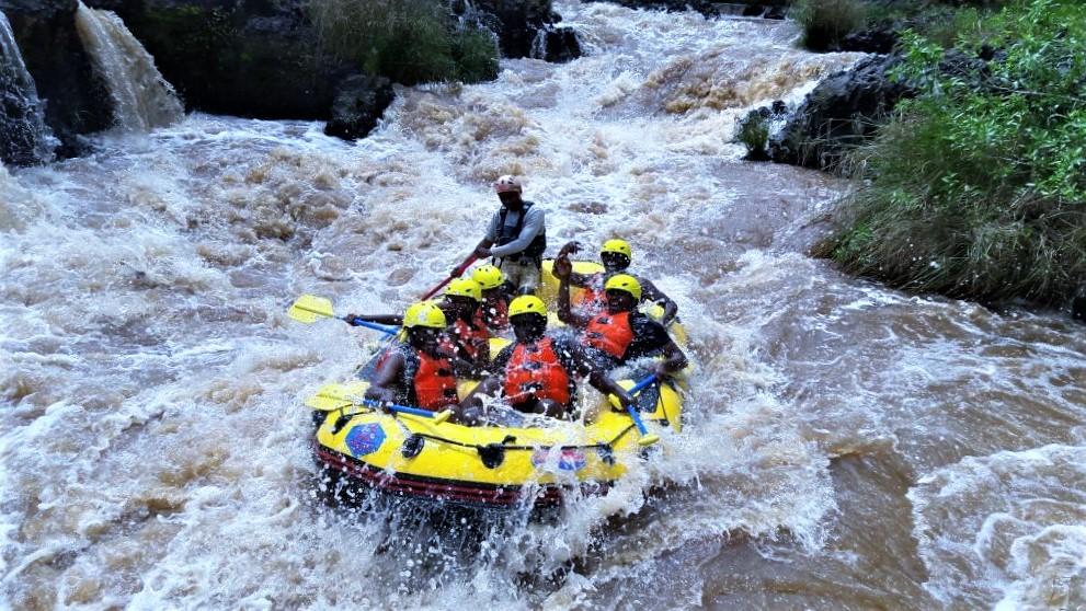 Image result for sagana rafting