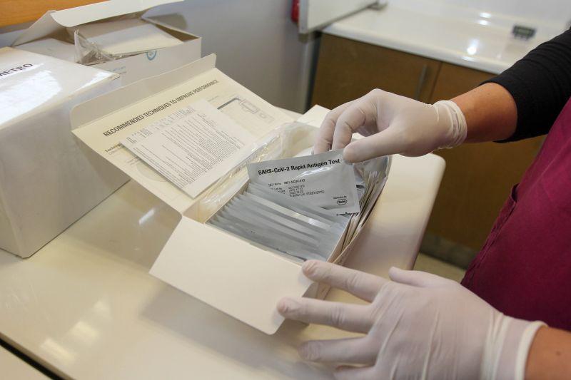 SAR de Puerto Varas cuenta con test de antígenos para detectar SARS CoV-2