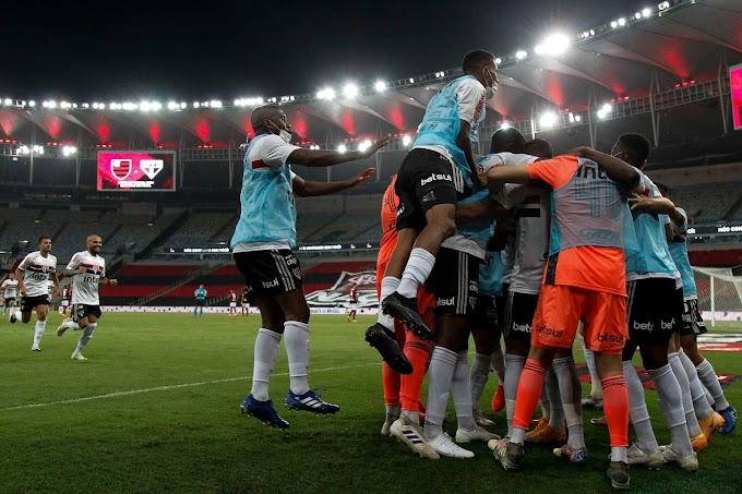 São Paulo aposta em retrospecto recente no Maracanã para melhorar campanha como visitante no Brasileirão