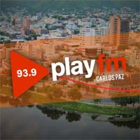 Play FM Carlos Paz 93.9 Cordoba en VIVO