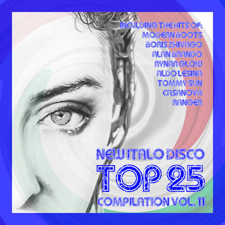 Various Artists - New Italo Disco Top 25 Compilation, Vol. 11 [iTunes Plus AAC M4A]