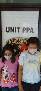 Polres Jombang Amankan Mucikari Perempuan Asal Mojokerto