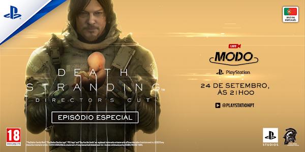 Death Stranding Director's Cut chega amanhã em exclusivo à PlayStation®5 totalmente localizado em português