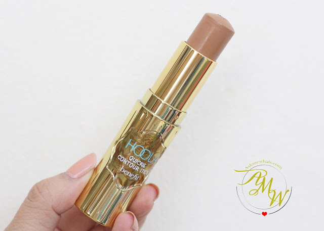 a photo of Benefit Hoola Quickie Contour Stick Review