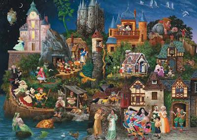 Alguns contos de fadas já eram contados a mais de 6 mil anos