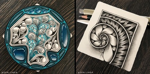 00-Zentangle-Drawings-Anica-Gabrovec-www-designstack-co