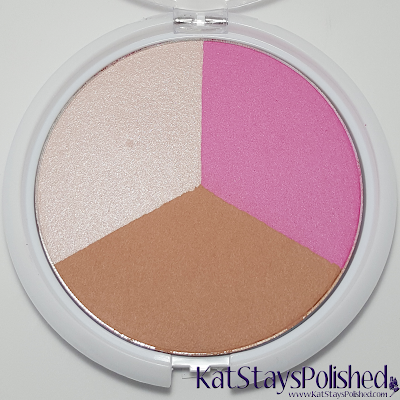 wet n wild coloricon - blush & glow trio - Silver Lake 2015 - Fair Trade Coffee | Kat Stays Polished