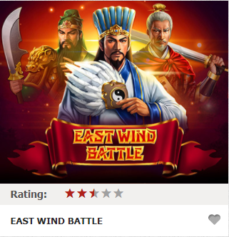 Thanh toán cao gấp 10000 lần trong game East Wind Battle