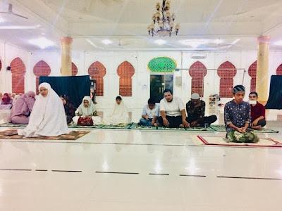 Khataman Al-Quran penutupan program Tahfiz Intensif RIAB