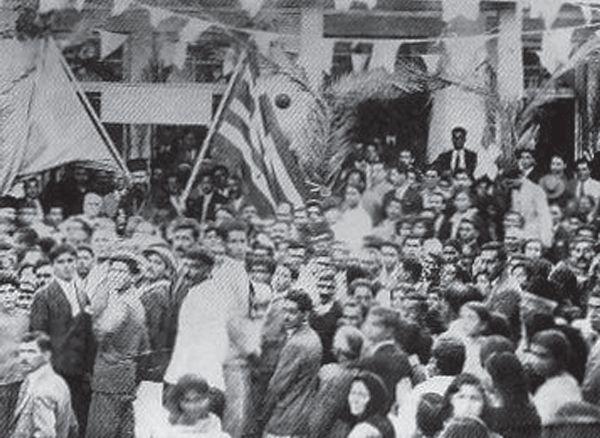 Κύπρος, τα Oκτωβριανά του 1931