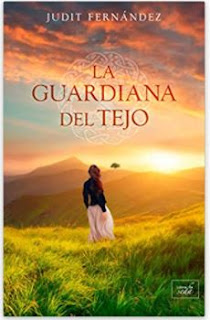 «La guardiana del tejo» de Judit Fernández