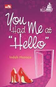 Download Novel You Had Me At Hello PDF Indah Hanaco