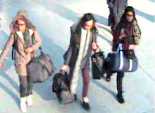 What is it that causes people – such as these three British girls – to radicalise?