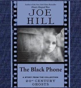 Joe Hillin The Black Phone -novellista tulossa elokuva