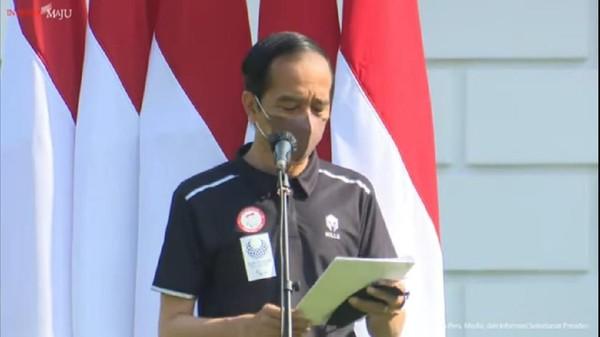 Jokowi Beri Bonus Rp 5,5 M ke Peraih Medali Emas Paralimpiade Tokyo