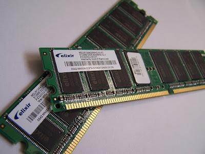Memoria RAM DDRII 400